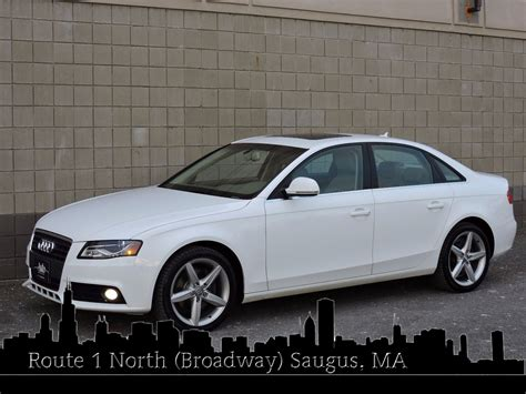 2009 Audi A4 by Used 2009 Audi A4 2 0t Prestige At Saugus Auto Mall