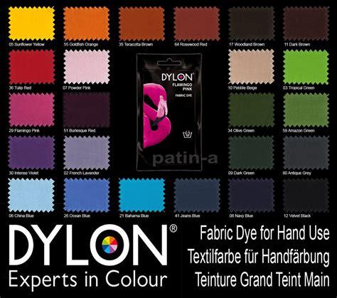Wäsche Färben Dylon by Dylon Textilfarbe Alle Farben Wohn Design