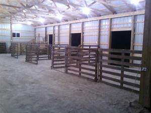 Barn Set Up Ideas