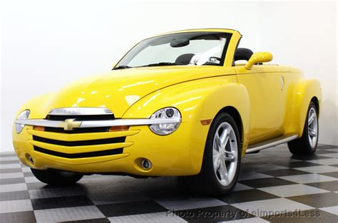 2004 Used Chevrolet Ssr Ssr Convertible At Eimports4less