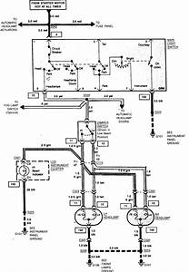 Schematics And Diagrams  Head Light Wiring Diagram For