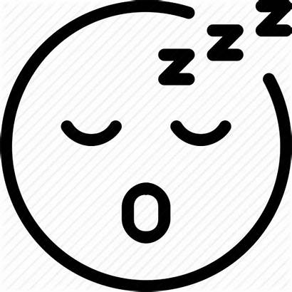 Emoji Sleepy Face Smiley Icon Sleep Chat