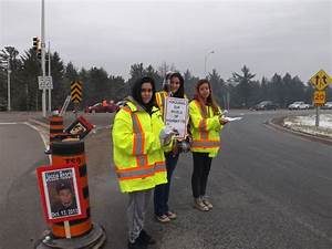 "Honouring Our Angels of Highway 17B: ""Just Go Around ..."