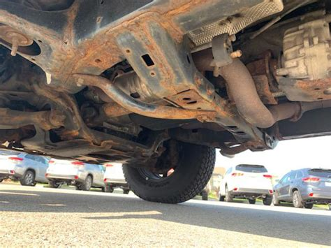 fjcruiser 8k fixable rust amount miles walk away should 2008