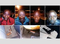 FOUR MORE SUSPECTS ARRESTED BY OR TAMBO INTERNATIONAL