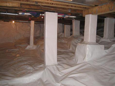 waterproofing basements with dirt floors walls vapor barrier for basement floor clarke basement systems basement waterproofing photo album cleanspace vapor barrier