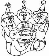 Coloring Pages Birthday Happy Printable Sheets Mom Hats Books Printables Child Popular Adults Them Cake Kid Mommy Getcoloringpages Rocks Supercoloring sketch template