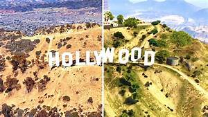 GTA V Compared To Google Earth YouTube