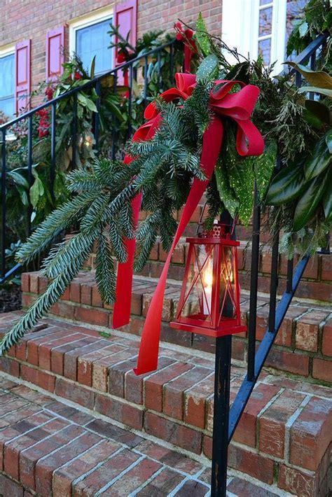 cool christmas lanterns decor ideas  outdoors
