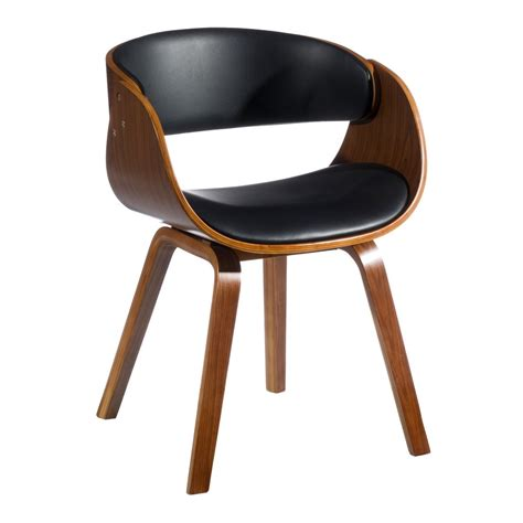 Chaises Design Bois by Chaise Design Bois Et Simili Cuir