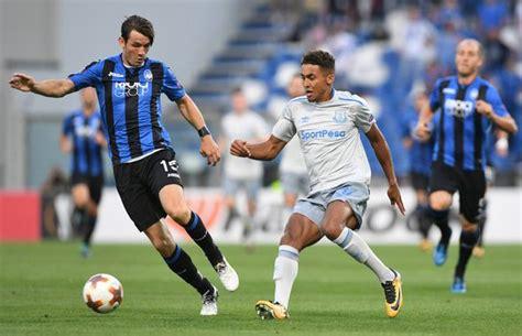 Atalanta 30 Everton As It Happened Europa League Results
