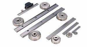 Complete Guide To Selecting And Sizing Linear Guide Wheels