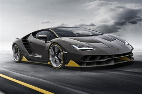 Lamborghini Unveils Fastest, Most Powerful Street-legal