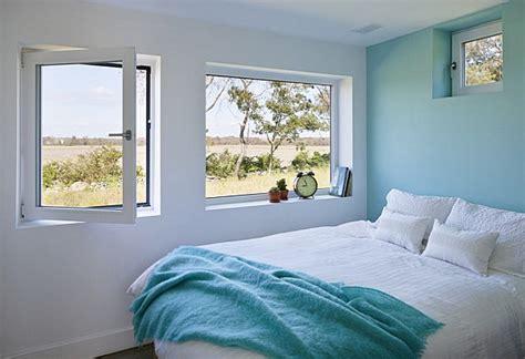 chambre adulte avec des couleurs relaxantes