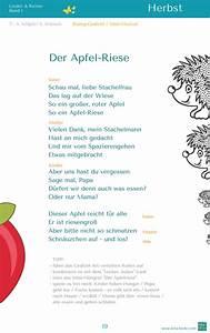 Krippe Zum Spielen : der apfelriese herbst gedicht aus lieder reime 1 zusammen ~ Frokenaadalensverden.com Haus und Dekorationen