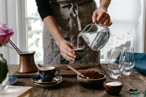 Arab scholars are the first known written record of coffee bean roasters, saying it was useful for prolonging their working hours and keeping alert. Learn How To Make Turkish Coffee with Step-by-Step Photos