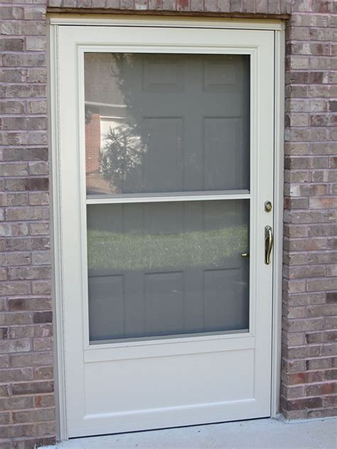 Storm Doors In St Louis  Replacement Storm Doors