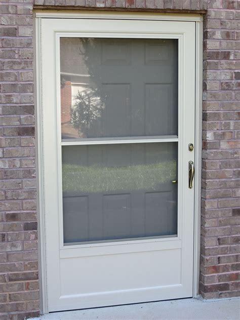 Storm Doors In St Louis  Replacement Storm Doors