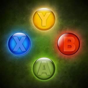 Xbox Buttons Illustration By Retoucher07030 On DeviantArt