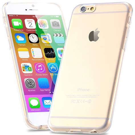 phone for iphone 6 0 3mm slim clear soft tpu gel for