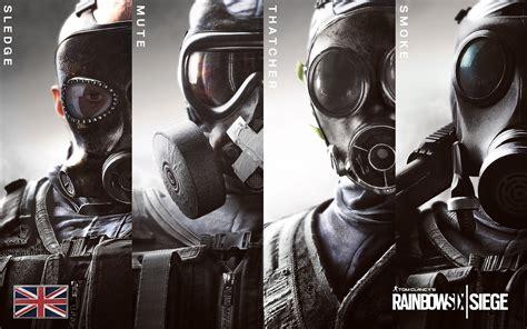 siege v駘o rainbow six siege sas operators