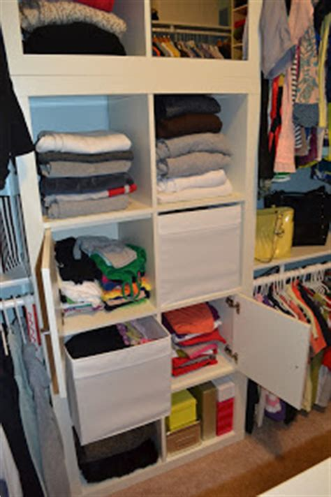 Billy Bookcase Closet Organizer by The Master Closet Makeover