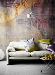 Wände Gestalten Wohnzimmer : wandgestaltung ideen w nde gestalten kreative ~ Lizthompson.info Haus und Dekorationen
