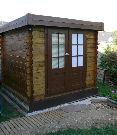 bureau jardin construire un bureau de jardin écologique construire