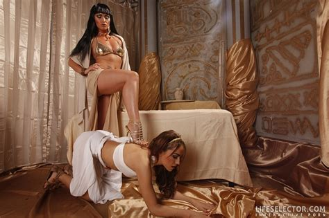 A Pair Of Lovely Chicks In Egyptian Outfits Xxx Dessert Picture 15
