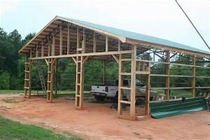40x40 pole barn plans joy studio design gallery best With 40x40 shed