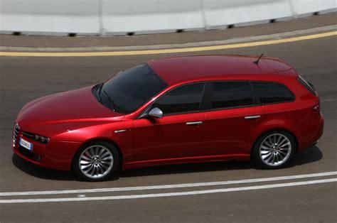Alfa Romeo 159 Sportwagon by Alfa Romeo 159 Sportwagon Photos News Reviews Specs