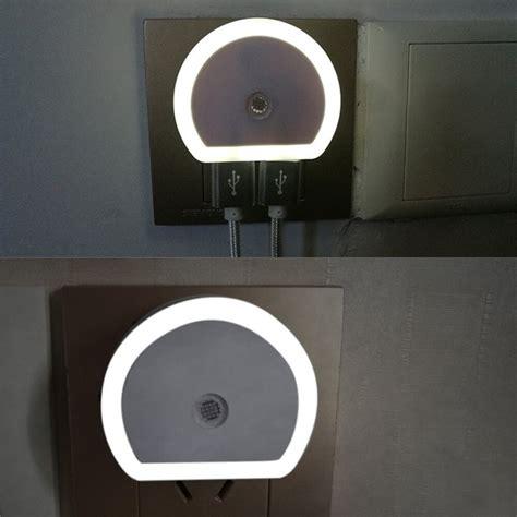 led night lights bedside energy saving nightlight light
