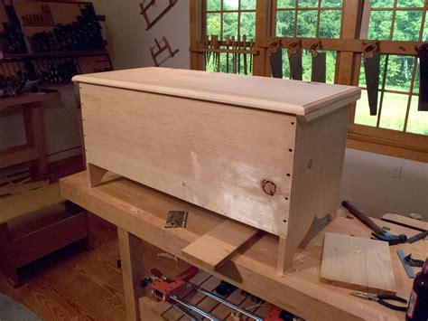 joy  chests popular woodworking magazine