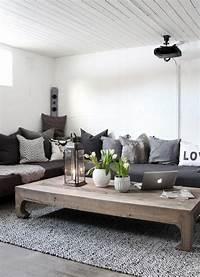 coffee table decorating ideas 20+ Super Modern Living Room Coffee Table Decor Ideas That ...