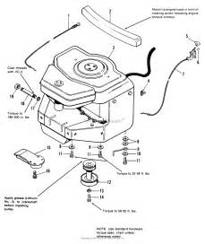 Simplicity 1690437 - 816gt  16hp Gear Parts Diagram For Engine Group