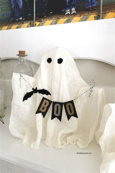 diy halloween ghosts  idea room