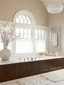 Salle De Bain Marbre Blanc : beaucoup d 39 id es en photos pour une salle de bain beige ~ Nature-et-papiers.com Idées de Décoration