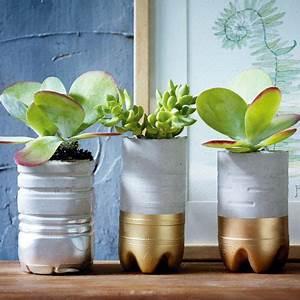 Blumentöpfe Aus Beton : deko aus beton sch n in form gegossen deko aus beton ~ Michelbontemps.com Haus und Dekorationen