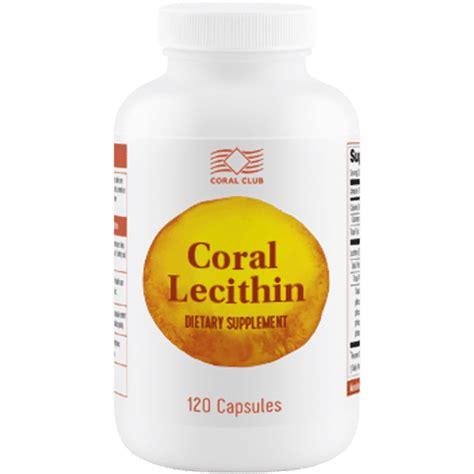 Koraļļu Lecitīns · BeHealthyEveryDay · Coral Club