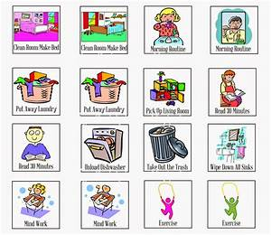 Dividing Household Chores Chart Free Chores Download Free Clip Art Free Clip Art On