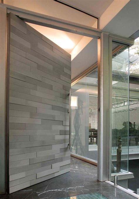 porte d entrée en metal porte entr 233 e design pour un foyer plein de personnalit 233
