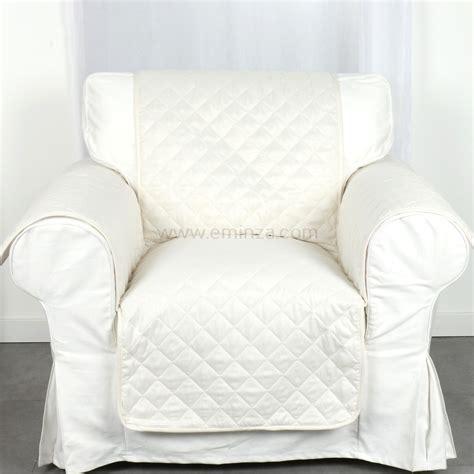 protege fauteuil canape protège fauteuil naturel housse de fauteuil eminza