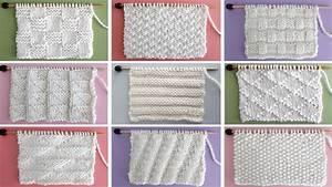 Easy Knit Stitch Patterns For Beginners