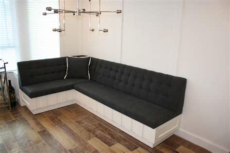 kitchen corner bench modern toronto  ideal sofa