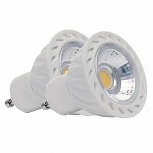Gu10 Led Lamp : 6400k smd cob 5w gu10 led lamp led lamps domestic lighting hispec electrical products ltd ~ Watch28wear.com Haus und Dekorationen