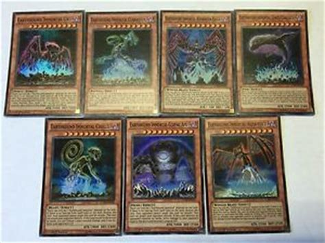 Earthbound Immortal Deck Ebay by Yugioh Earthbound Immortal Cards Ebay