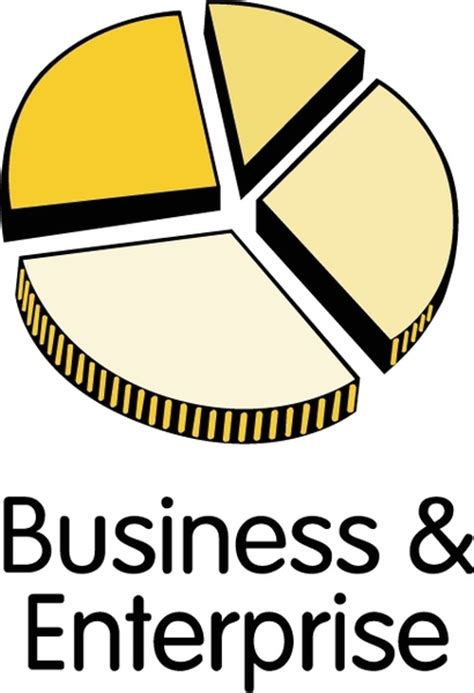 business enterprise colleges  vector  encapsulated
