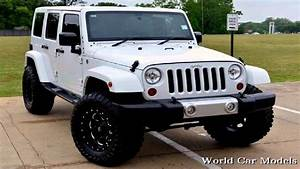 White Customized Jeep Wranglers - image #216