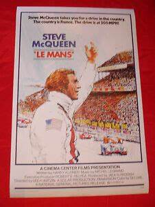 Cinema Le Mans : steve mcqueen le mans 24 hour race french cinema sticker decal ~ Medecine-chirurgie-esthetiques.com Avis de Voitures