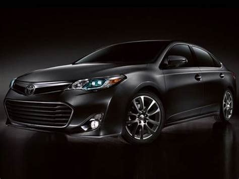 toyota avalon pricing ratings reviews kelley